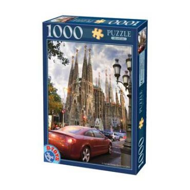 Puzzle 1000 pcs Locuri celebre-6