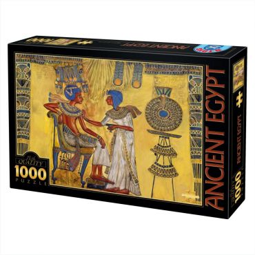 Puzzle 1000 pcs Egiptul Antic-1