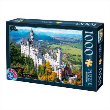 Puzzle 1000 pcs Locuri celebre-2