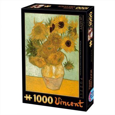 Puzzle 1000 Vincent Van Gogh 01