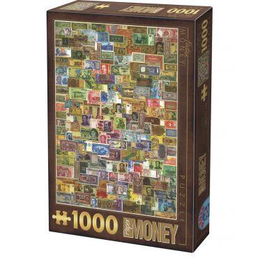 Puzzle Vintage - Paper Money