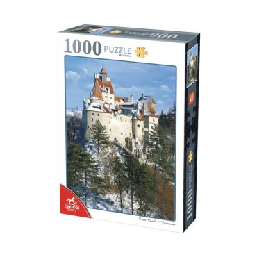 Puzzle 1000 Piese - 1