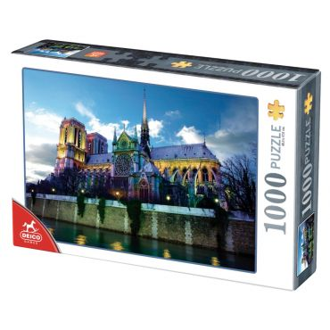 Puzzle 1000 Piese - 5