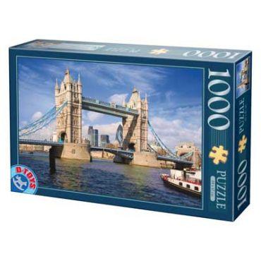 Puzzle 1000 pcs Locuri celebre-8