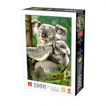 Animal Puzzle - Koalas - 1000 piese