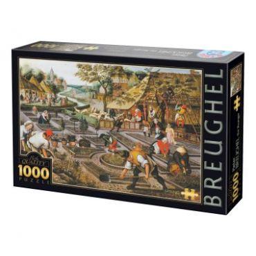 Puzzle 1000 pcs Breughel 01