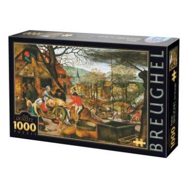 Puzzle 1000 pcs Breughel 03