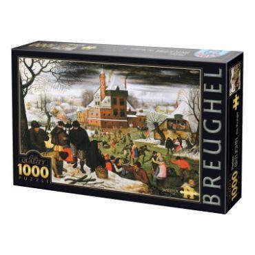 Puzzle 1000 pcs Breughel 04