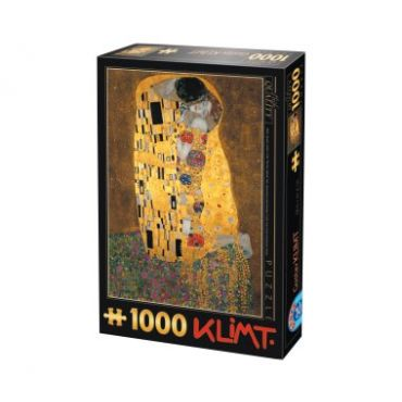 Puzzle 1000 Gustav Klimt 01