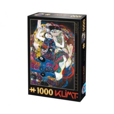 Puzzle 1000 Gustav Klimt 05