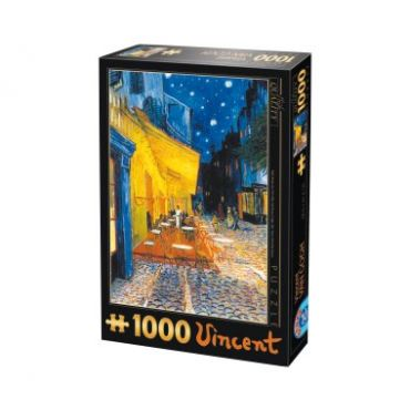 Puzzle 1000 Vincent Van Gogh 09