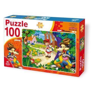 Puzzle 100 Piese Basme - 2