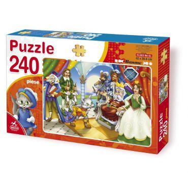 Puzzle 240 Piese Basme - 1