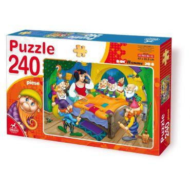 Puzzle 240 Piese Basme - 2