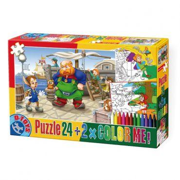 Puzzle 24 Color Me Basme 5