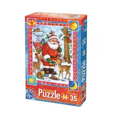 Puzzle Craciun (35 pcs) 1