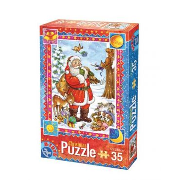 Puzzle Craciun (35 pcs) 2