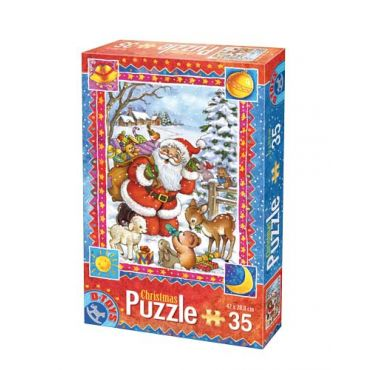Puzzle Craciun (35 pcs) 3