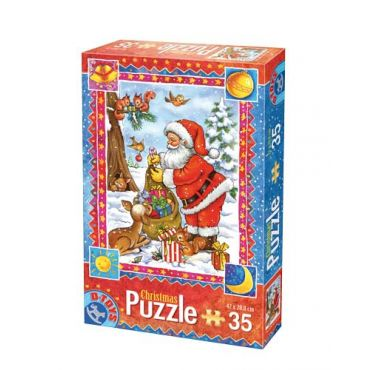 Puzzle Craciun (35 pcs) 5