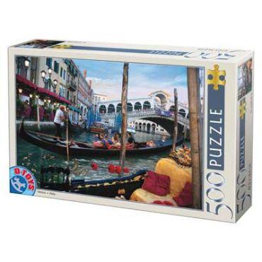 Puzzle 500 pcs Peisaje de zi-10