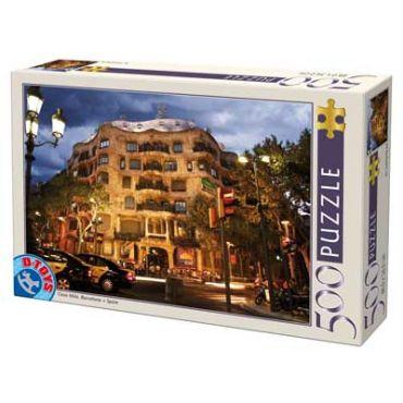 Puzzle 500 pcs Peisaje de zi-32