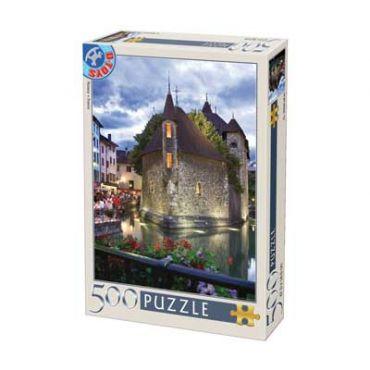 Puzzle 500 pcs Peisaje de zi-33