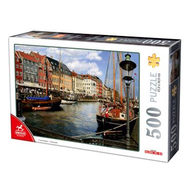 Puzzle 500 Piese - 4