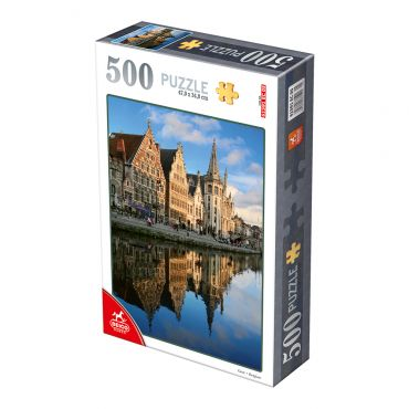 Puzzle 500 Piese - 5
