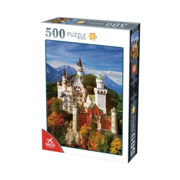 Puzzle 500 Piese - 6