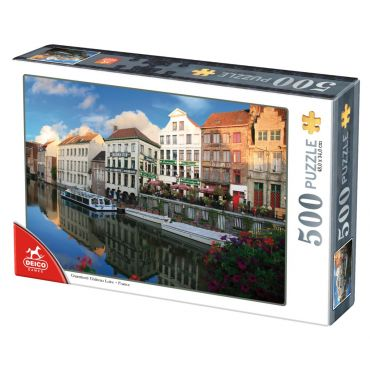 Puzzle 500 Piese - 8