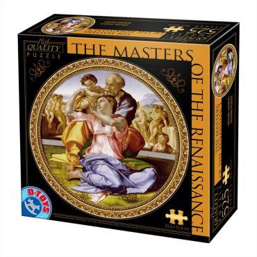 Maestrii Renasterii 525 PIESE - 4