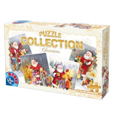 Puzzle Collection Craciun (24,35,48,60 pcs.)   1