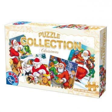 Puzzle Collection Craciun (24,35,48,60 pcs.)   2