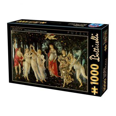 Puzzle 1000 Sandro Boticelli 02