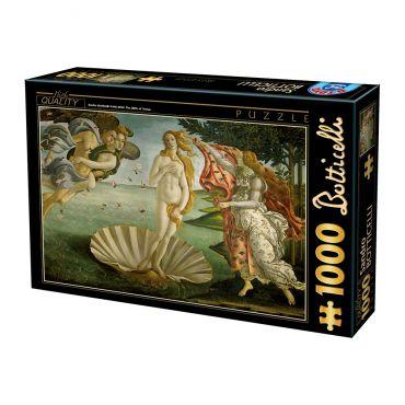 Puzzle 1000 Sandro Botticelli 01