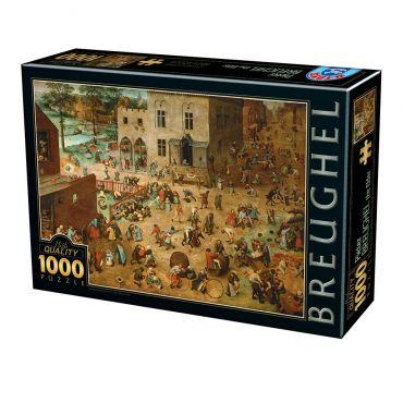 Puzzle 1000 - Breugel cel Batran-6