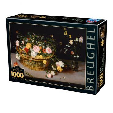 Puzzle 1000 - Breugel cel Batran-4