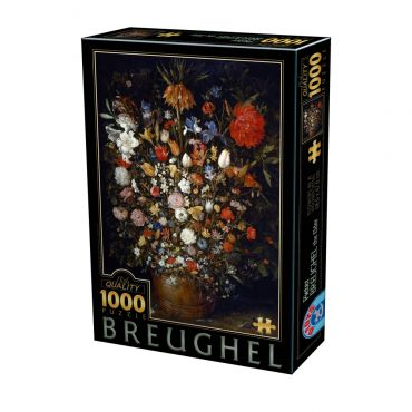 Puzzle 1000 - Breugel cel Batran-5