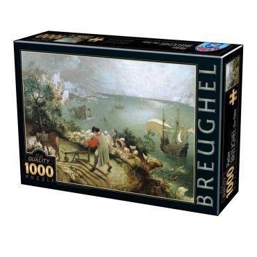 Puzzle 1000 - Breugel cel Batran-3
