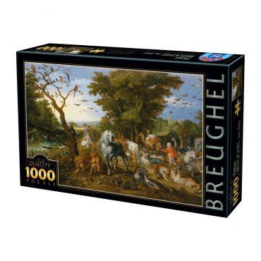 Puzzle 1000 - Breugel cel Batran-2