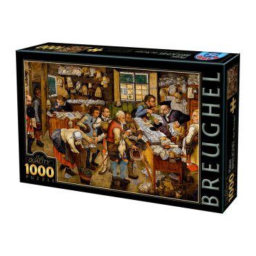 Puzzle 1000 pcs Breughel 06