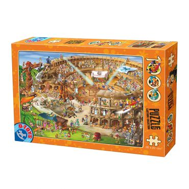 Puzzle 1000 pcs Cartoon - Colosseum