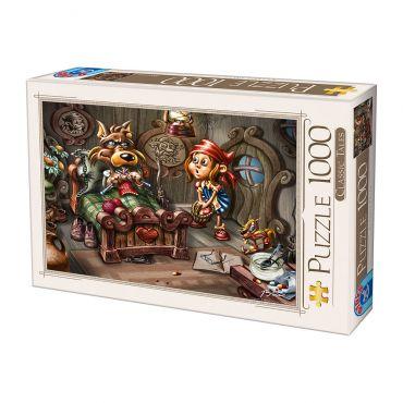 Puzzle 1000 pcs Classic Tales - 2