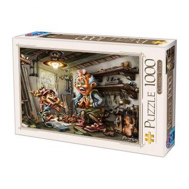 Puzzle 1000 pcs Classic Tales - 1