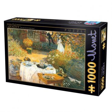 Puzzle 1000 Claude Monet 02