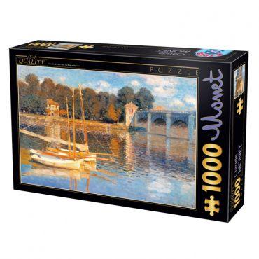 Puzzle 1000 Claude Monet 03
