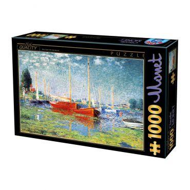 Puzzle 1000 Claude Monet 04