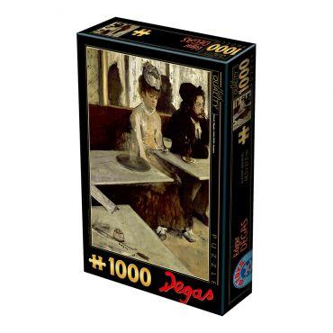 Puzzle 1000 Edgar Degas 01