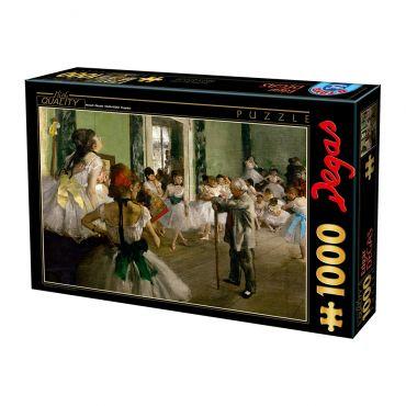 Puzzle 1000 Edgar Degas 02