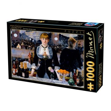 Puzzle 1000 Edouard Manet 01